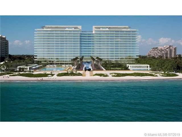 350 Ocean Dr 801-N, Key Biscayne, FL 33149 (MLS #A10259272) :: Grove Properties
