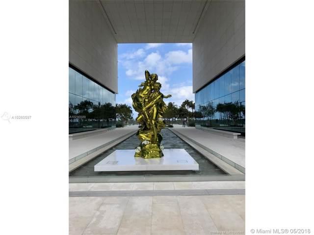 10201 Collins 405S, Bal Harbour, FL 33154 (MLS #A10260597) :: Castelli Real Estate Services