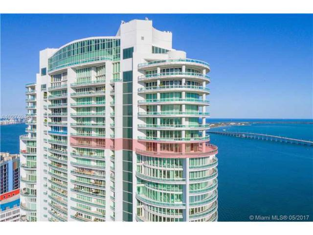 1643 Brickell Ave #4302, Miami, FL 33129 (MLS #A10274948) :: The Rose Harris Group