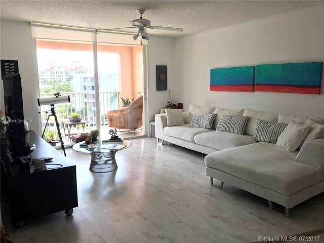 19999 E Country Club Dr #1508, Aventura, FL 33180 (MLS #A10313029) :: Re/Max PowerPro Realty