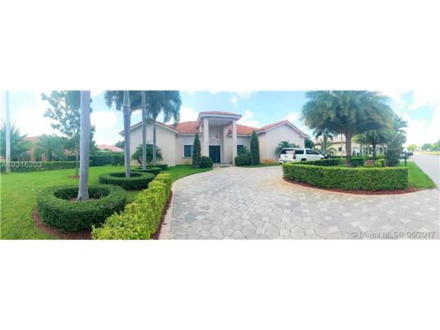 9741 NW 130th St, Hialeah Gardens, FL 33018 (MLS #A10316203) :: Green Realty Properties