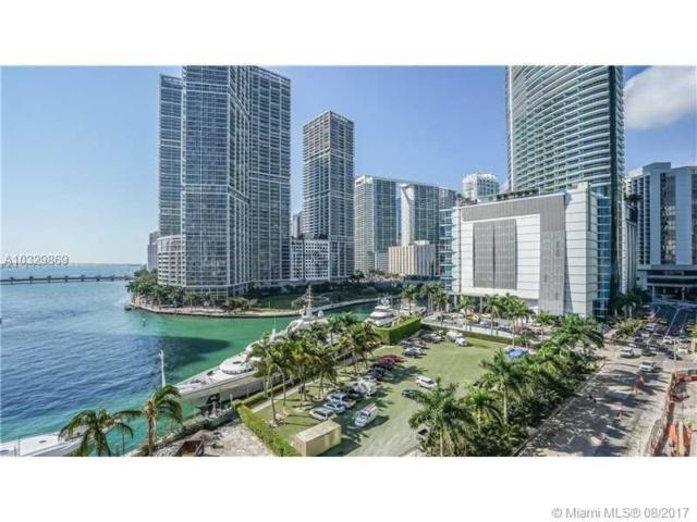 300 S Biscayne Blvd #1208, Miami, FL 33131 (MLS #A10329869) :: The Teri Arbogast Team at Keller Williams Partners SW