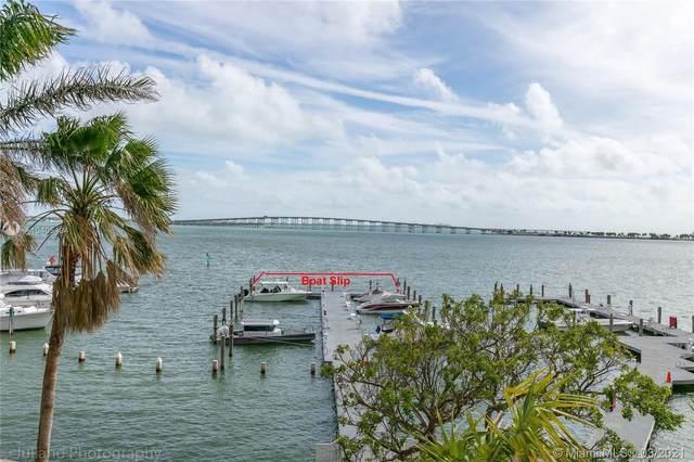 1581 Brickell Ave Ph106, Miami, FL 33129 (MLS #A10405424) :: Green Realty Properties