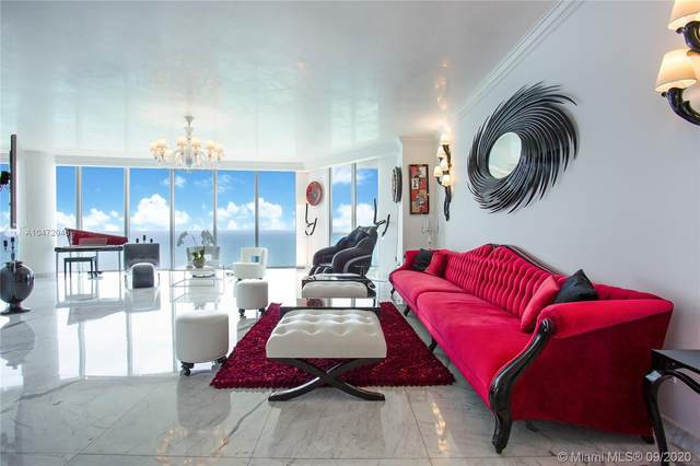 2711 S Ocean Drive #3905, Hollywood, FL 33019 (MLS #A10472045) :: ONE Sotheby's International Realty