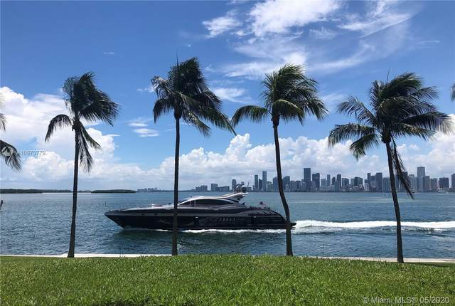 5212 Fisher Island Dr #5212, Miami Beach, FL 33109 (MLS #A10570778) :: The Teri Arbogast Team at Keller Williams Partners SW
