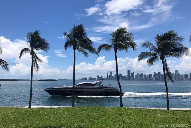5212 Fisher Island Dr #5212, Miami Beach, FL 33109 (MLS #A10570778) :: Patty Accorto Team