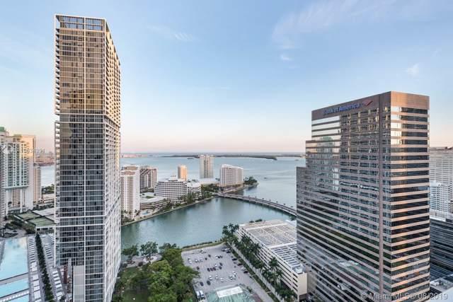 500 Brickell Ave #3701, Miami, FL 33131 (MLS #A10634991) :: Berkshire Hathaway HomeServices EWM Realty