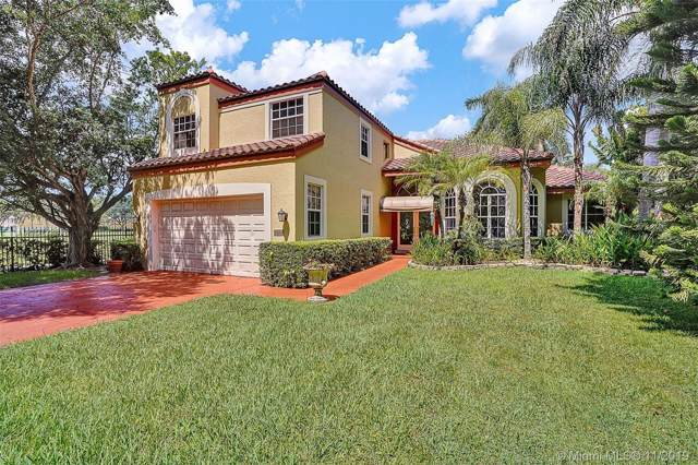11409 Knot Way, Cooper City, FL 33026 (MLS #A10723898) :: Ray De Leon with One Sotheby's International Realty