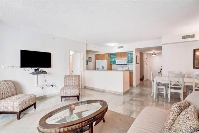 17555 Atlantic Blvd #503, Sunny Isles Beach, FL 33160 (MLS #A10864286) :: ONE Sotheby's International Realty