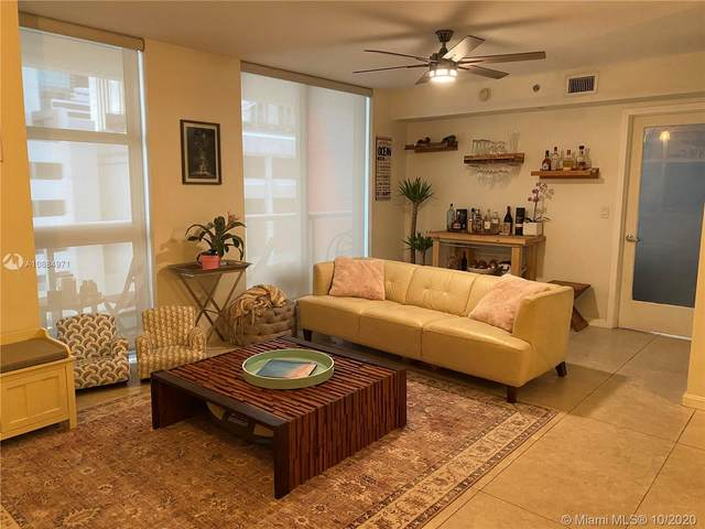 50 Biscayne Blvd #914, Miami, FL 33132 (MLS #A10884971) :: The Pearl Realty Group