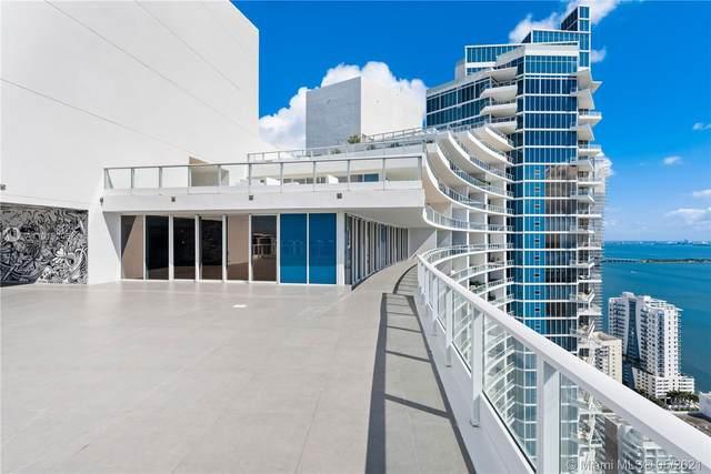 2020 N Bayshore Dr Ph3807, Miami, FL 33137 (#A11019206) :: Posh Properties