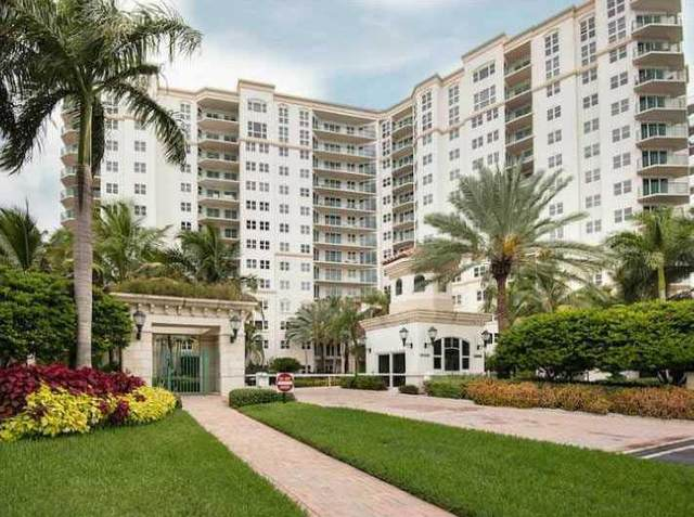 20000 E Country Club Dr #801, Aventura, FL 33180 (MLS #A1930880) :: The Teri Arbogast Team at Keller Williams Partners SW
