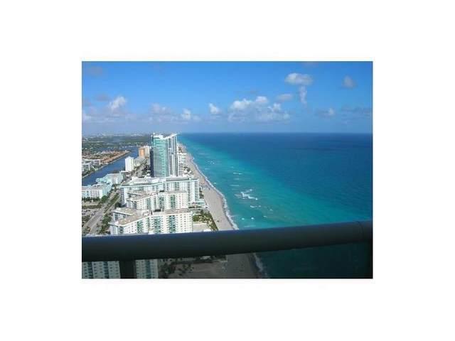 1830 S Ocean Dr #4912, Hallandale Beach, FL 33009 (MLS #A2188582) :: The Pearl Realty Group