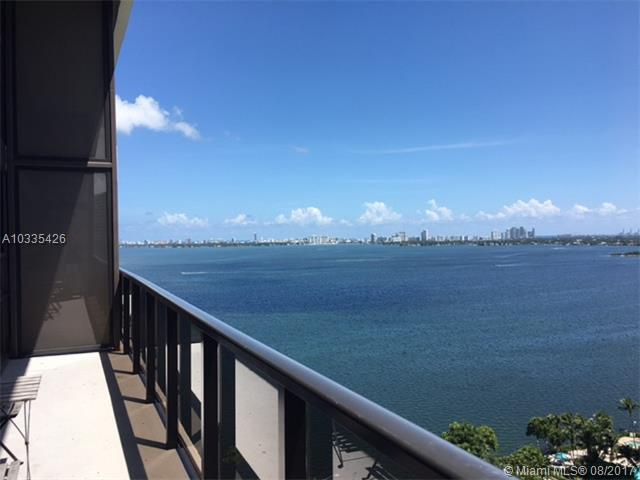 600 NE 36 ST Ph11, Miami, FL 33137 (MLS #A10335426) :: The Teri Arbogast Team at Keller Williams Partners SW