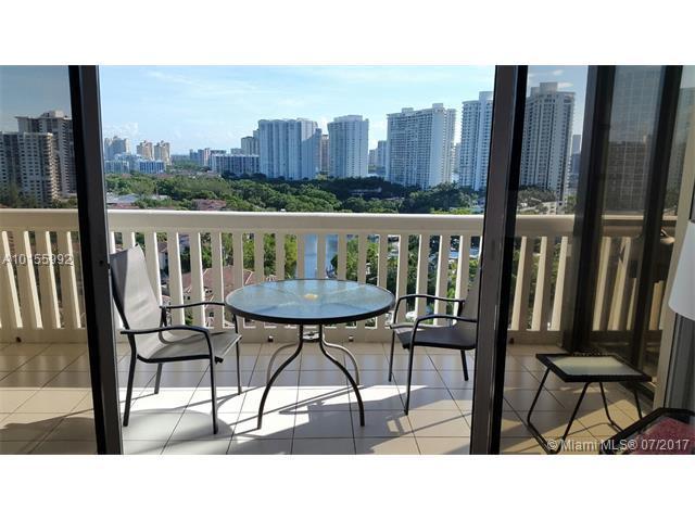 1000 E Island Blvd #1705, Aventura, FL 33160 (MLS #A10155992) :: United Realty Group