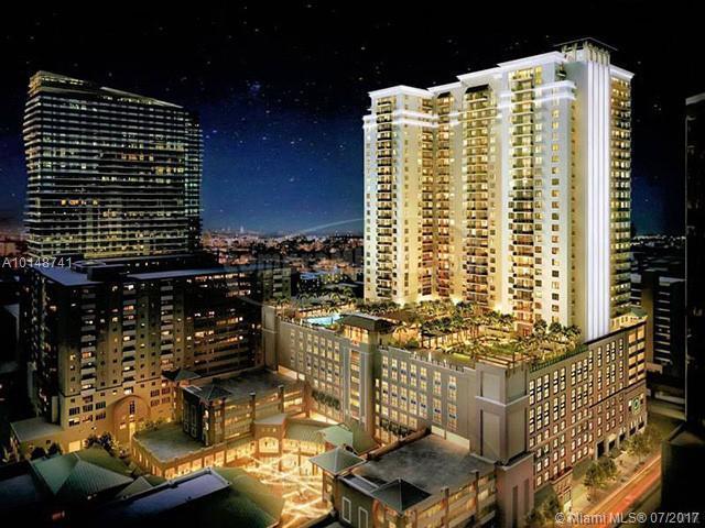 999 SW 1st Ave #2417, Miami, FL 33130 (MLS #A10148741) :: Grove Properties