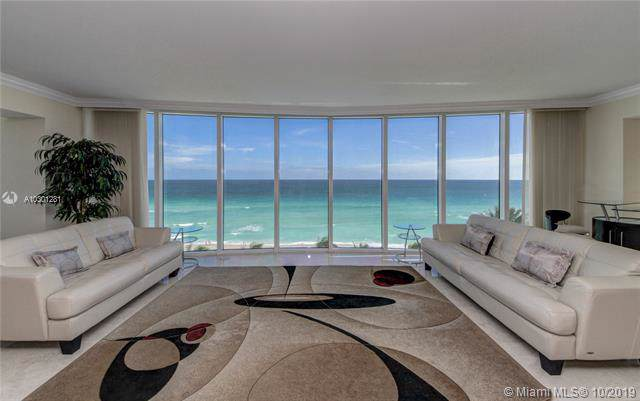 18911 Collins Ave #801, Sunny Isles Beach, FL 33160 (MLS #A10301281) :: Grove Properties