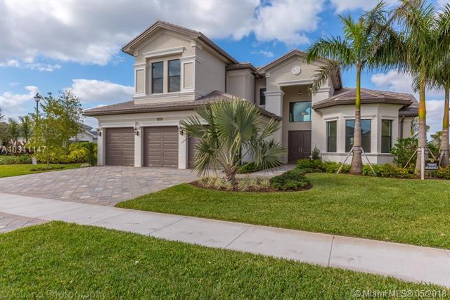 9328 Tropez Ln, Delray Beach, FL 33446 (MLS #A10311147) :: Ray De Leon with One Sotheby's International Realty