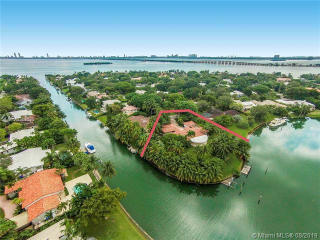 625 Button Wood Lane, Miami, FL 33137 (MLS #A2202520) :: Ray De Leon with One Sotheby's International Realty