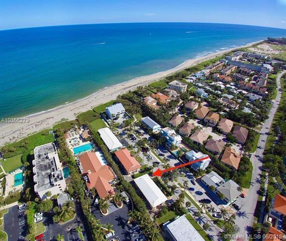 291 Mercury Cir #4, Juno Beach, FL 33408 (MLS #A10356279) :: Green Realty Properties