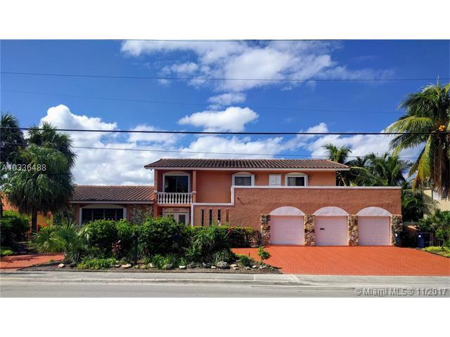16670 NE 35th Ave, North Miami Beach, FL 33160 (MLS #A10336488) :: The Teri Arbogast Team at Keller Williams Partners SW