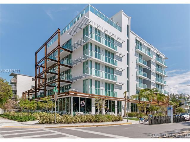 1215 West Ave #206, Miami Beach, FL 33139 (MLS #A10346711) :: The Teri Arbogast Team at Keller Williams Partners SW