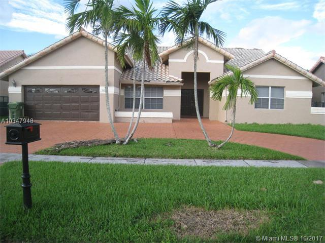 16151 NW 13th St, Pembroke Pines, FL 33028 (MLS #A10347948) :: The Teri Arbogast Team at Keller Williams Partners SW
