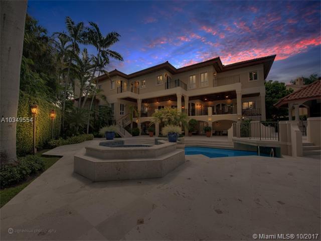 380 Isla Dorada Blvd, Coral Gables, FL 33143 (MLS #A10349554) :: The Riley Smith Group