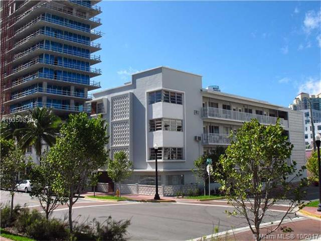 158 Ocean Dr #202, Miami Beach, FL 33139 (MLS #A10350830) :: The Teri Arbogast Team at Keller Williams Partners SW