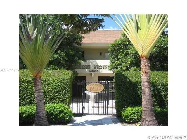 14500 SW 88th Ave #157, Palmetto Bay, FL 33176 (MLS #A10351749) :: The Erice Team