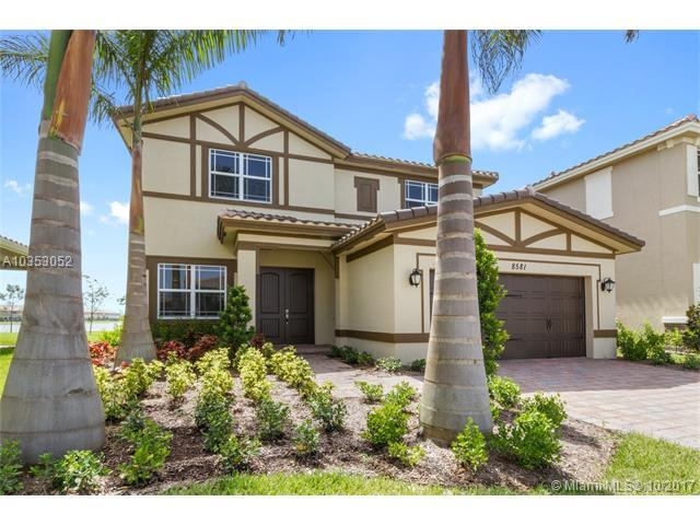 8531 Miralago Way #8531, Parkland, FL 33076 (MLS #A10353052) :: The Chenore Real Estate Group