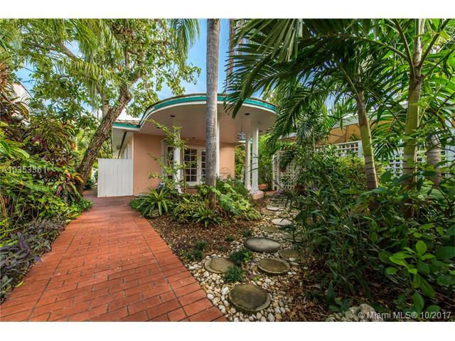 4011 Malaga Ave, Coconut Grove, FL 33133 (MLS #A10353361) :: The Riley Smith Group