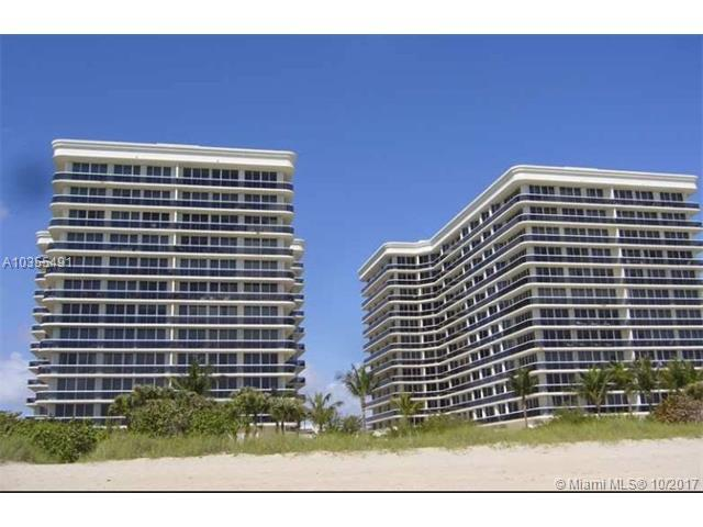 9595 Collins Ave N5-E, Surfside, FL 33154 (MLS #A10355491) :: The Jack Coden Group