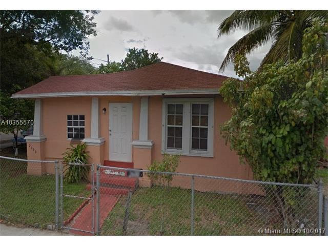 2600 NW 22nd Ave, Miami, FL 33142 (MLS #A10355570) :: RE/MAX Presidential Real Estate Group