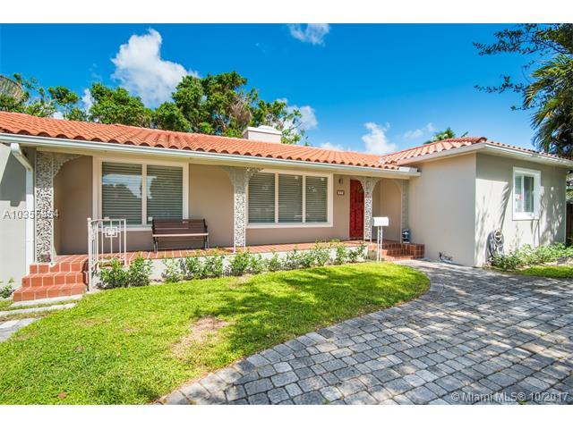77 NE 95th St, Miami Shores, FL 33138 (MLS #A10355864) :: The Jack Coden Group