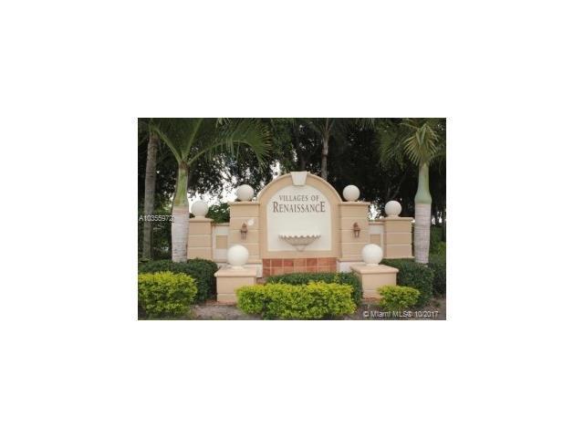1781 SW 114th Ter #1781, Miramar, FL 33025 (MLS #A10355972) :: Green Realty Properties