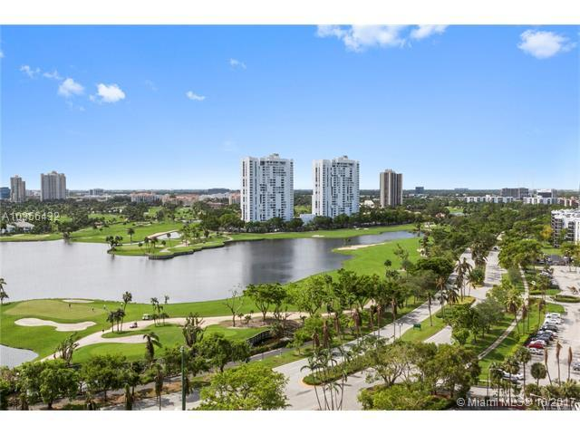 3731 N Country Club Dr #1724, Aventura, FL 33180 (MLS #A10356432) :: RE/MAX Presidential Real Estate Group