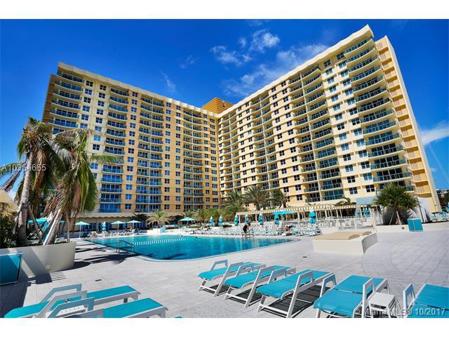 2501 S Ocean Dr #726, Hollywood, FL 33019 (MLS #A10356655) :: RE/MAX Presidential Real Estate Group
