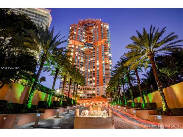 300 S Pointe Dr Lanai5, Miami Beach, FL 33139 (MLS #A10356702) :: The Erice Team