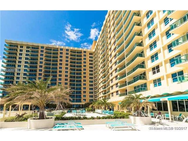 2501 S Ocean Dr #1029, Hollywood, FL 33019 (MLS #A10356708) :: RE/MAX Presidential Real Estate Group