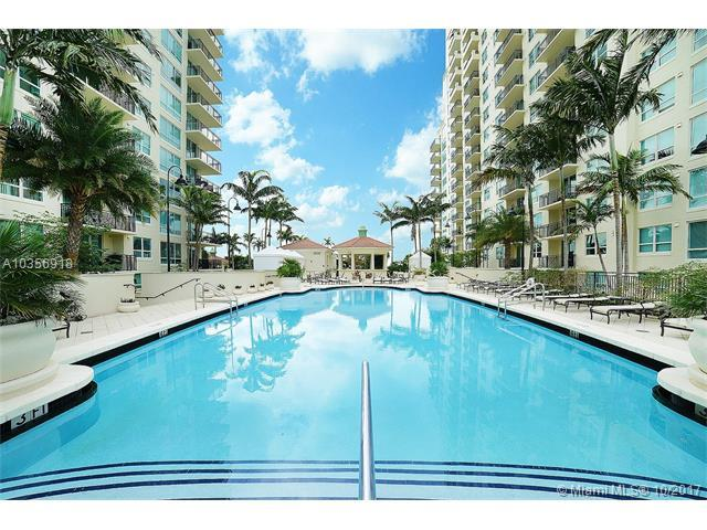 610 W Las Olas Blvd #1515, Fort Lauderdale, FL 33312 (MLS #A10356918) :: The Chenore Real Estate Group