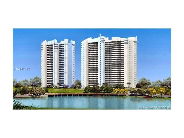 14951 Royal Oaks Lane #1407, North Miami, FL 33181 (MLS #A10357312) :: The Jack Coden Group