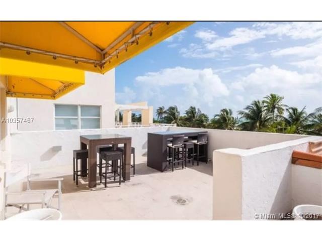834 Ocean Dr #402, Miami Beach, FL 33139 (MLS #A10357467) :: The Erice Team