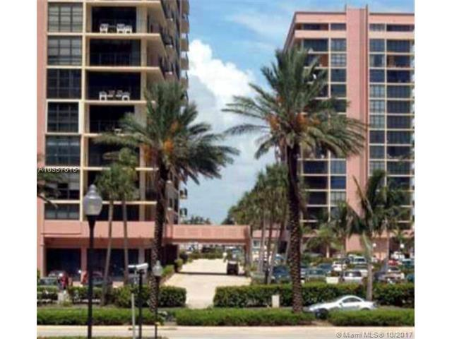 2017 S Ocean Dr #1206, Hallandale, FL 33009 (MLS #A10357615) :: The Chenore Real Estate Group