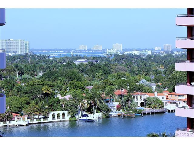 5161 Collins Av #1410, Miami Beach, FL 33140 (MLS #A10357691) :: The Erice Team