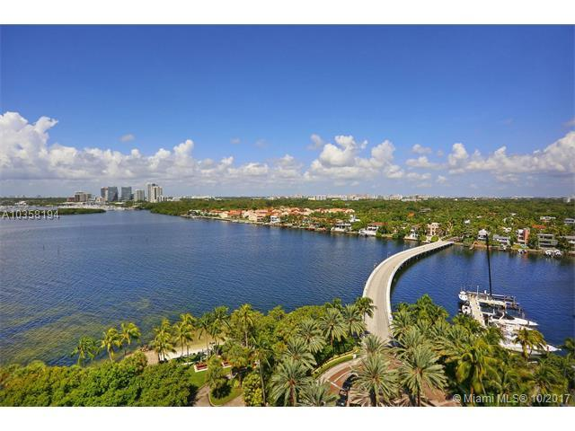 1 Grove Isle Dr A1508, Coconut Grove, FL 33133 (MLS #A10358194) :: The Riley Smith Group