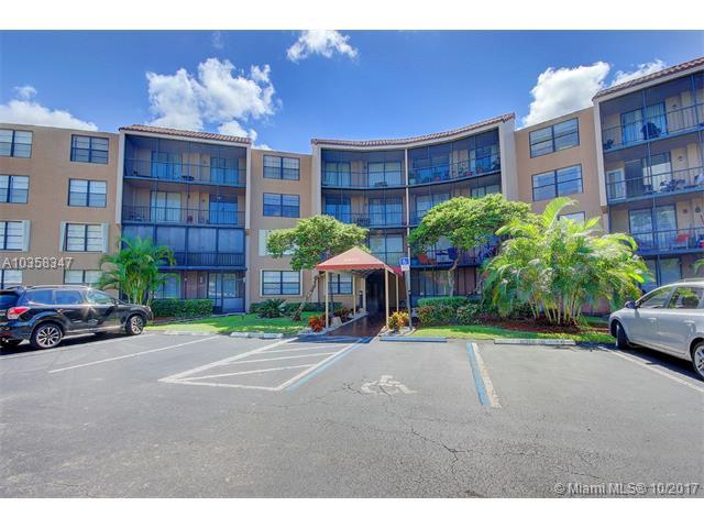 3900 N Hills Dr #405, Hollywood, FL 33021 (MLS #A10358347) :: The Chenore Real Estate Group