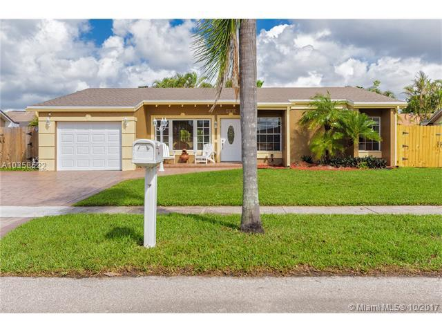 8381 NW 4th St, Pembroke Pines, FL 33024 (MLS #A10358522) :: The Teri Arbogast Team at Keller Williams Partners SW