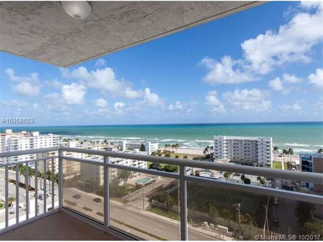 1600 S Ocean Dr 16I, Hollywood, FL 33019 (MLS #A10358553) :: The Chenore Real Estate Group