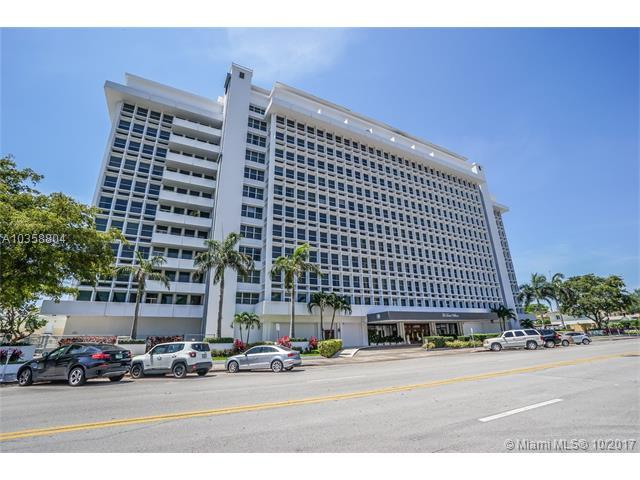 700 Biltmore  Way #807, Coral Gables, FL 33134 (MLS #A10358804) :: The Riley Smith Group